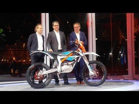 Stefan Pierer (KTM): la nuova Freeride e presto il primo scooter KTM [SOTTOTITOLI]