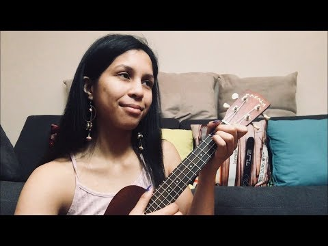 Stargazing - Kygo ukulele cover