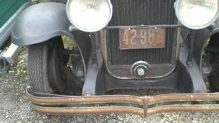 1929 Buick For Sale
