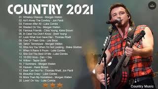 New Country Songs 2021   Luke Combs, Blake Shelton, Luke Bryan, Morgan Wallen, Dan + Shay, Lee Brice screenshot 3