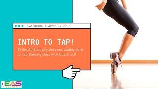 Intro To Tap   Lesson 1