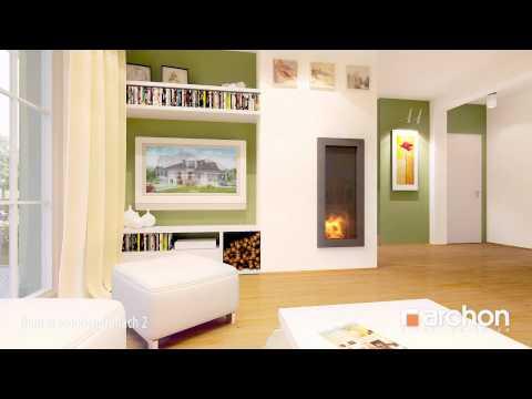 Dom W Rododendronach 2 Wirtualny Spacer Po Wnętrzu