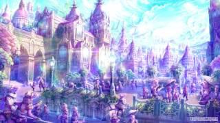 kingdom fantasy sky epic