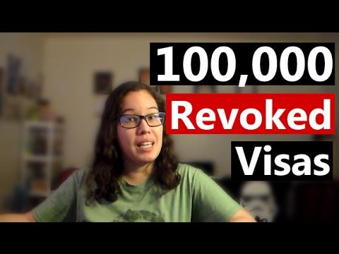 100,000 Revoked Visas #WithCaptions