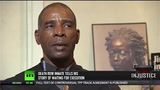 One man's journey from death penalty to new life