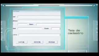 Excel Avançado - Criar um cadastro de clientes - aula 5 - parte 2/2