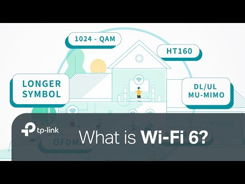 What is WiFi 6? Fastest WiFi? Learn about New AX WiFi Routers from TP-Link!