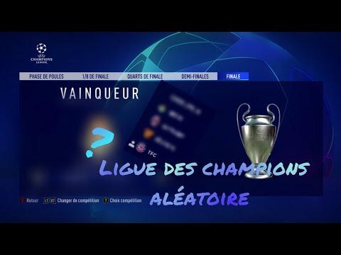 FIFA 20 | LIGUE DES CHAMPIONS ALÉATOIRE #2