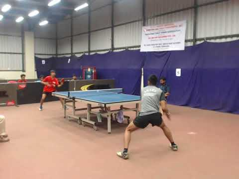 Karnataka State Ranking Table Tennis Tournament