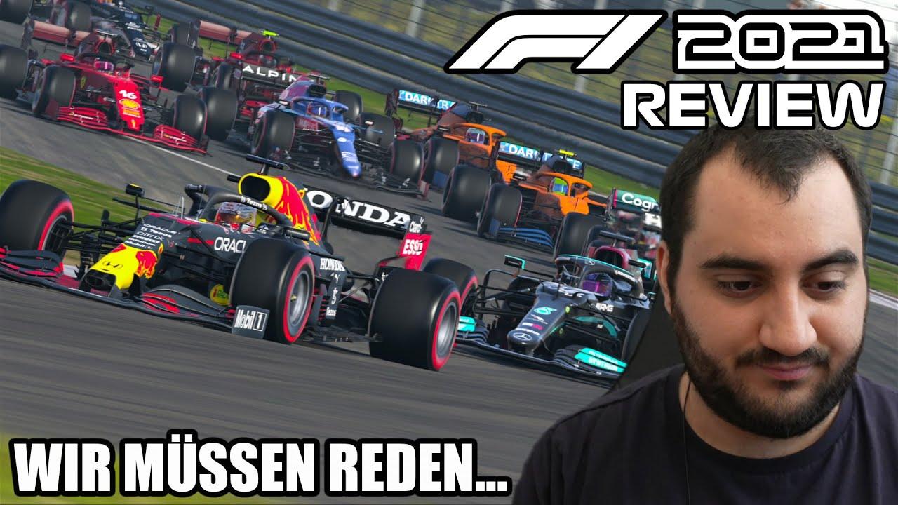 F1 2021 Review: Wir müssen reden!