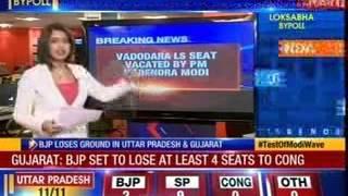 BJP retains Vadodara LS seat, Ranjan Bhatt wins by over 3 lakh votes