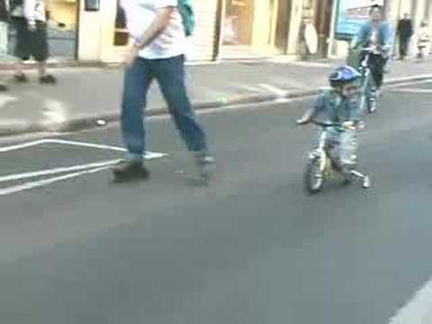 Bilfri dag i Lyon