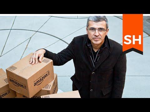 Diego Piacentini - Ma Amazon, in questa storia, è Babbo Natale o il lupo mannaro? | Scuola Holden