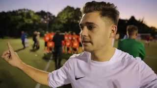 2015 EFF Charity Cup - Behind The Scenes With The Ox