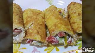 БРИЗОЛЬ.#рецепты#бризоль#блюдаизяиц#блюдаизмяса#закуска#