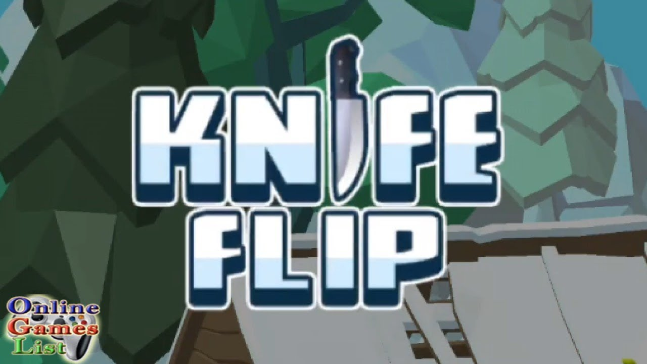 Knife Flip (By Mouse Games) Android Gameplay