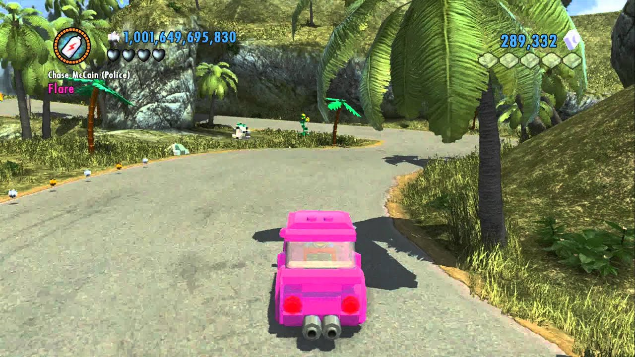 lego city undercover vehicle guide