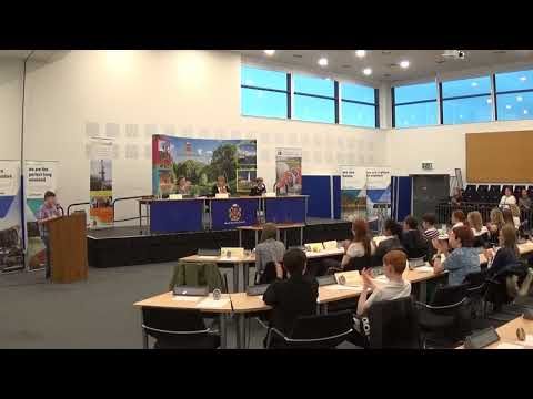 Young Persons Debate 2017