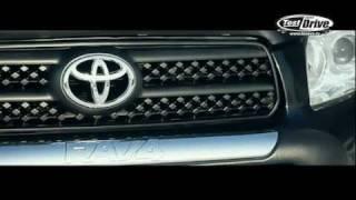 Toyota RAV4 2007г.в. видео тест-драйв на bizovo.ru