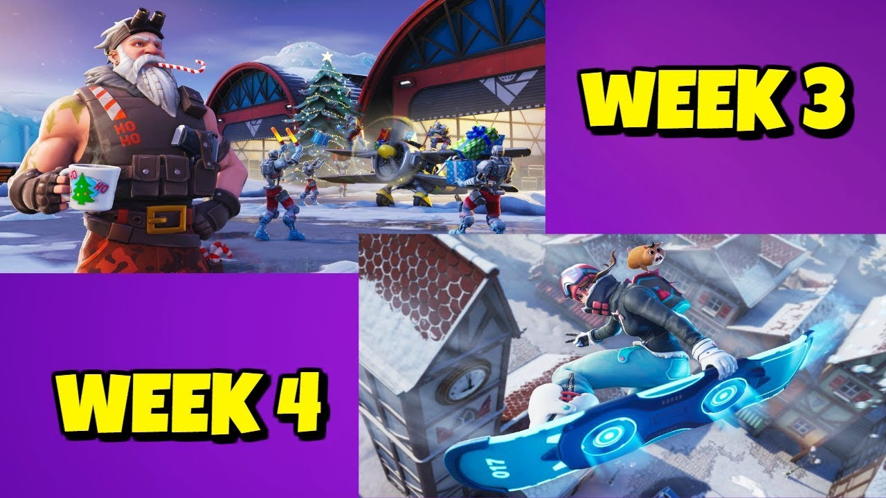 Season 7 Week 3 Week 4 Loading Screen Secret Battlestar Location