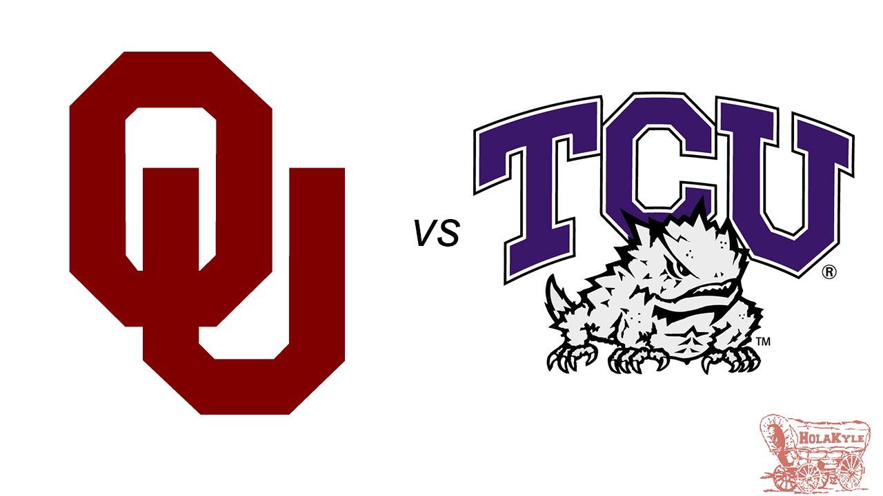Oklahoma Highlights vs TCU - 10/04/14 (HD) - YouTube