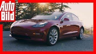 Tesla Model 3 (2017) -Details/Erklärung