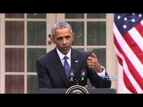 President Obama on Speaker Boehner (C-SPAN)