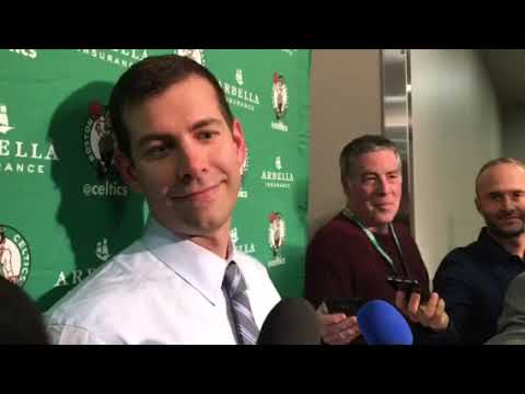 Brad Stevens: Celtics finally looked like they enjoyed themselves vs. OKC