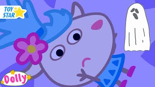 Dolly & Friends 👻 Ghosts Best Episodes 👻 Funny Cartoon Animaion for kids #647 Full HD