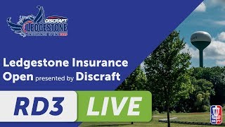 Round Three FPO: Discraft's Ledgestone Insurance Open