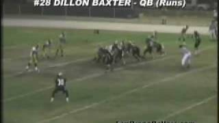 CollegeLevelAthletes.com | Dillon Baxter (QB/2010, Mission Bay HS, San Diego, CA, USC Commit)