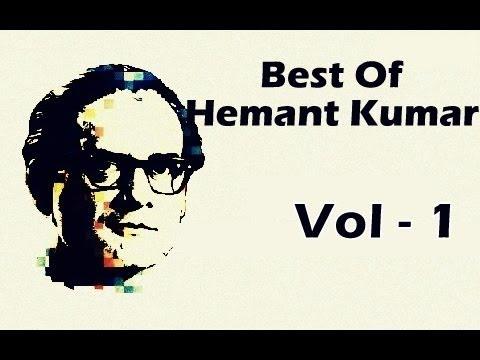 Best Of Hemant Kumar Jukebox - Vol 1   Hai Apna Dil To Aawara   Audio Jukebox