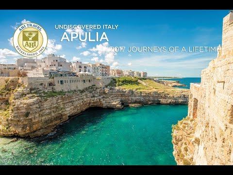 Undiscovered Italy ~ Apulia
