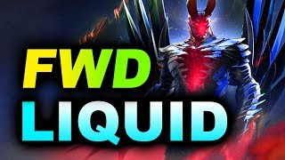 LIQUID vs FORWARD - GROUP STAGE - MEGAFON WINTER CLASH DOTA 2