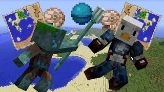 Eagle Gaming | Minecraft PC Let's Play S2 E6: BATTLE FOR THE TRIDENT