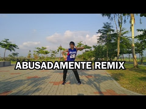 Abusadamente Remix - MC Gustta e MC /DG  | May J Lee Choreography