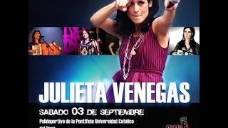Julieta Venegas en Lima 2011