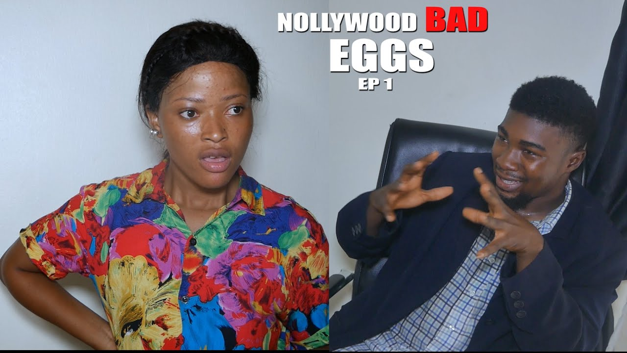 NOLLYWOOD BAD EGGS  (nollywood audition)  || Latest trending nollywood video || ogaflex comedy