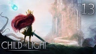 Прохождение Child of Light - #13 Босс Голем