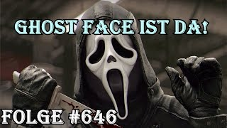 🔴Ghost Face ist da!! - Dead by Daylight - #646 [German]
