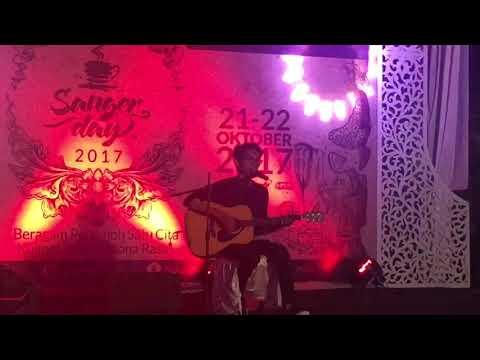 Tereza - Lagu Cinta, Live on Sanger Day Fest