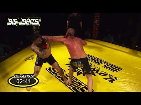 BIG JOHNS MMA NEXT GENERATION ERIC LYON VS. JJ STEPHENSON