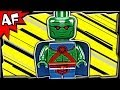 MARTIAN MANHUNTER Lego DC Super Heroes Minifigure Review 5002126