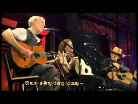 Sham-a-ling-dong-ding - Jesse Winchester - Legendas Português