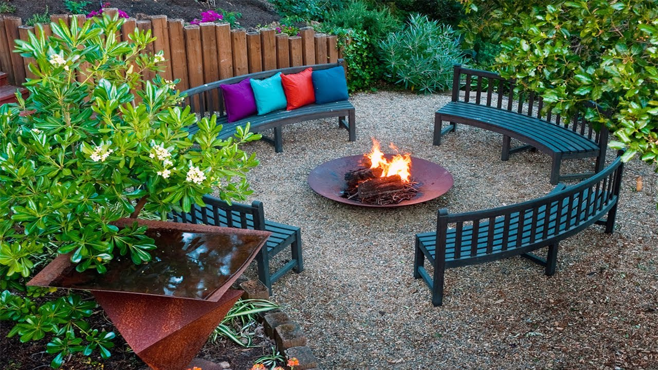 Backyard Ideas On A Budget Pinterest - YouTube on Patio Designs On A Budget id=55160