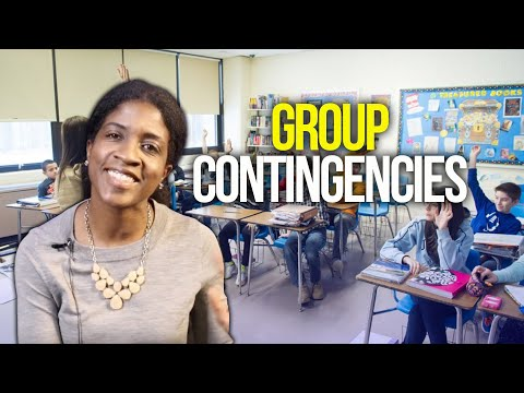 Group Contingencies Explained By a Board Certified Behavior Analyst