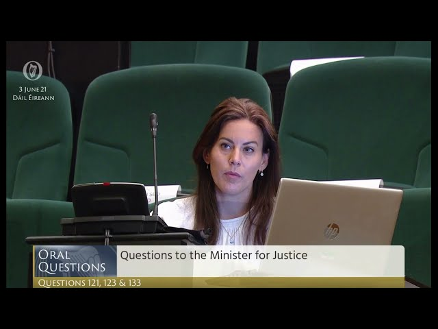 Citizenship - Oral PQs to Minister for Justice