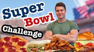 Super Bowl Challenge (5000+ Kalorien)