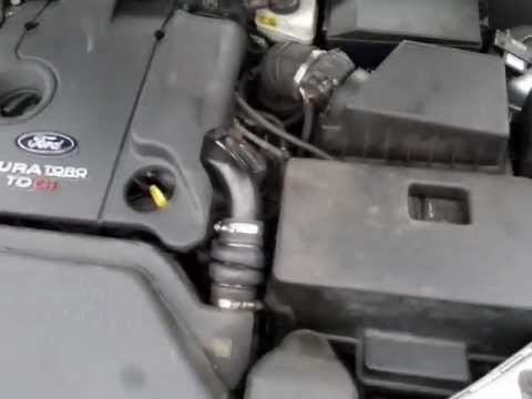 Ford Focus 1 8 Tdci 115 Engine Problem Knocking Ticking Sound