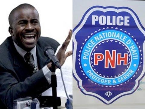 Haïti: Le Sénateur Jean Renel Senatus agressé par des policiers dans le sud
